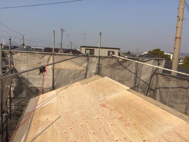 屋根補強工事1458906408147