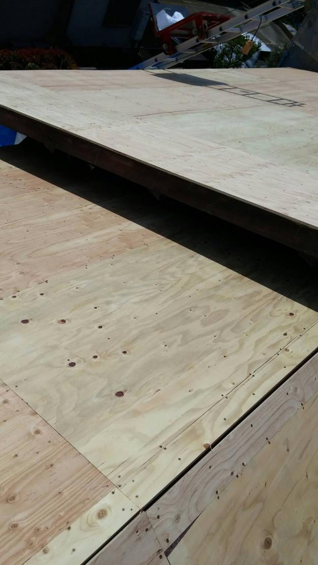 屋根補強工事1460900544696