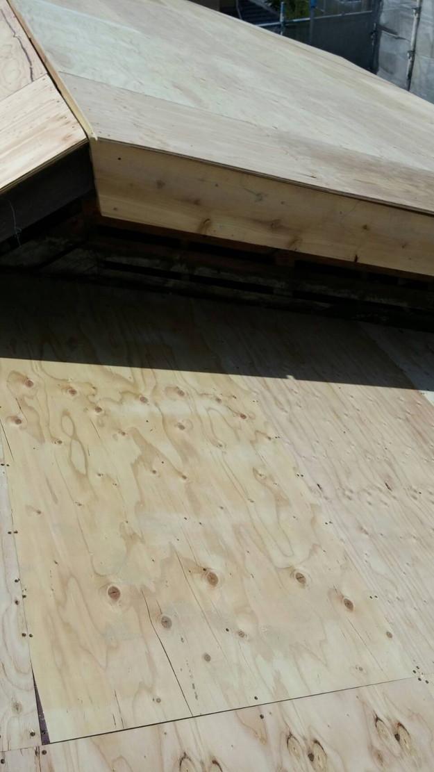 屋根補強工事1460900555086
