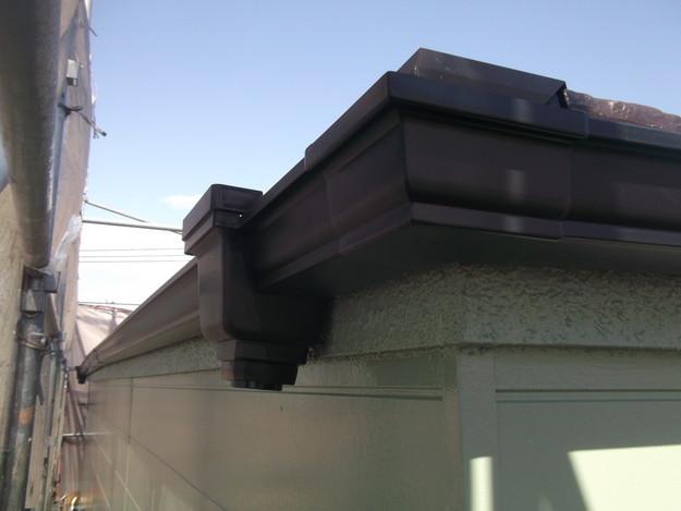 雨樋工事DSCF4050