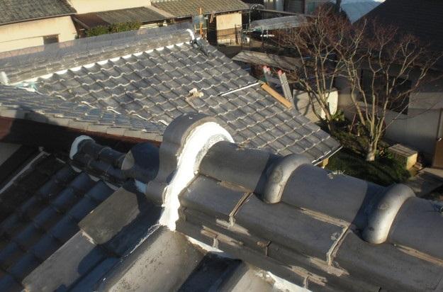 雨漏り・台風対策屋根メンテナンス工事中CIMG2452
