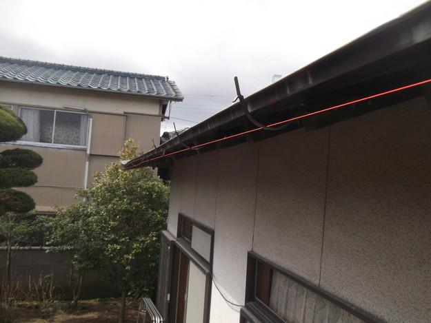 雨漏り・台風対策屋根メンテナンス工事中DSCF4212
