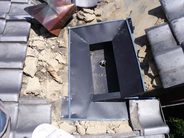 雨漏り・台風対策屋根メンテナンス工事中DSCI1295