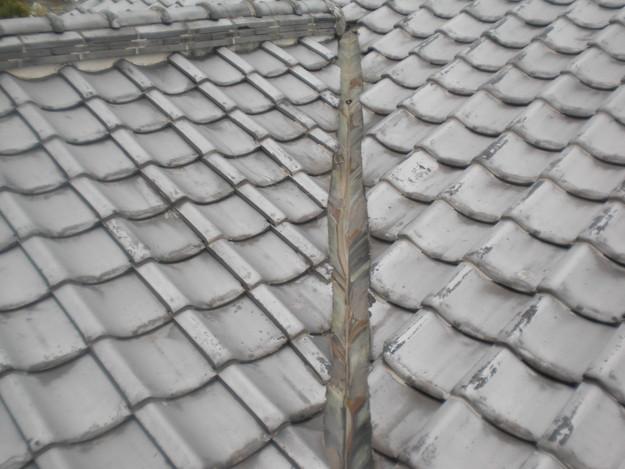 雨漏り・台風対策屋根メンテナンス工事施工前CIMG2416