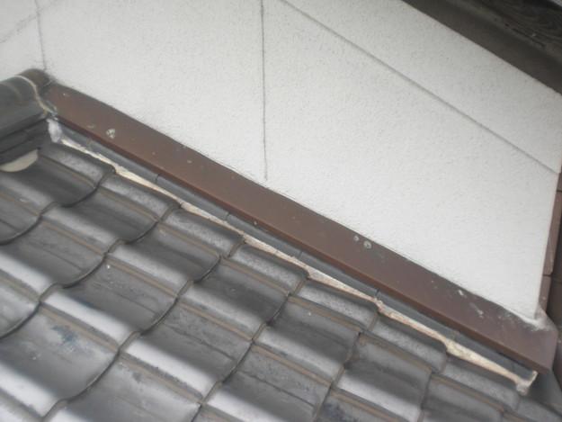 雨漏り・台風対策屋根メンテナンス工事施工前CIMG2421
