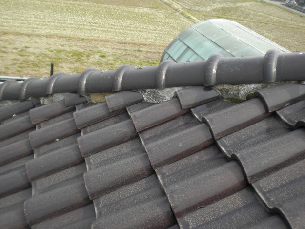 雨漏り・瓦ずれ対策修理工事施工前CIMG2370