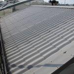 屋根葺き替え工事 ビフォーアフター (神戸市)