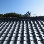 台風、雨漏り対策修理工事(屋根半面葺き替え工事) ビフォーアフター(高砂市)