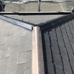 屋根メンテナンス工事(通し棟カバー工事)ビフォーアフター(神戸市)