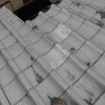台風、雨漏り対策修理工事(瓦差し替え) ビフォーアフター(神戸市)