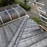 屋根メンテナンス工事(部分葺き替え工事)ビフォーアフター(明石市)