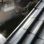 雨漏り対策修理工事(板金工事) ビフォーアフター(神戸市)