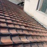 雨漏り修理工事(屋根縦ラバー及び外壁クラック補修)(姫路市)