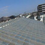 台風災害工事(棟積み直し及び縦ラバーロック工法)(加古川市)