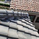 屋根メンテナンス工事(劣化瓦差し替え・隅棟バラシ復旧)(加古川市)