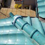 【台風災害】大屋根メンテナンスおよびベランダ防水工事(明石市)