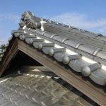 外壁塗装・漆喰及び黒砂壁コーキング工事(明石市)