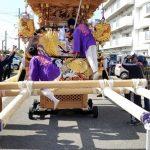 ★☆★来年開催願って 屋台入魂式!!☆★☆