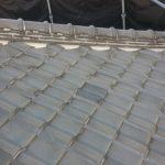 屋根メンテナンス工事(漆喰・縦ラバーロック・波板交換工事)(神戸市)
