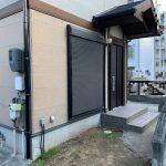 破損竪樋補修工事(神戸市)