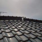 屋根メンテナンス(漆喰)工事(加古川市)