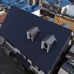 屋根メンテナンスおよび塗装工事(明石市)