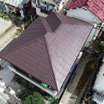 屋根メンテナンス工事(屋根・雨戸塗装/樋交換)(明石市)